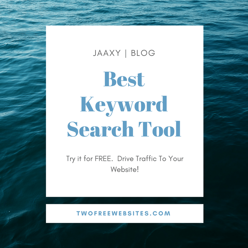 Best Keyword Search Tool