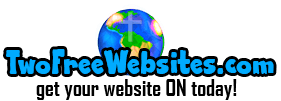 Two Free Websites