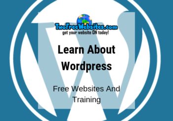 Learn About WordPress | Free Websites And Training