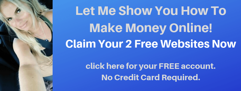 Build A Website Online Make Money Online