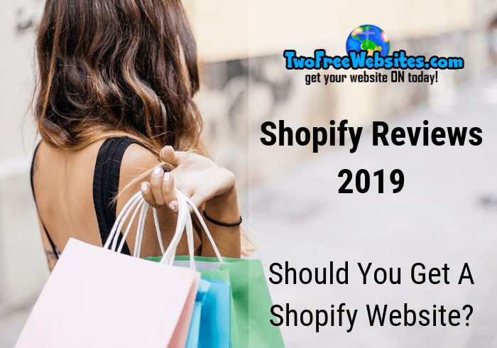 Shopify Reviews 2019