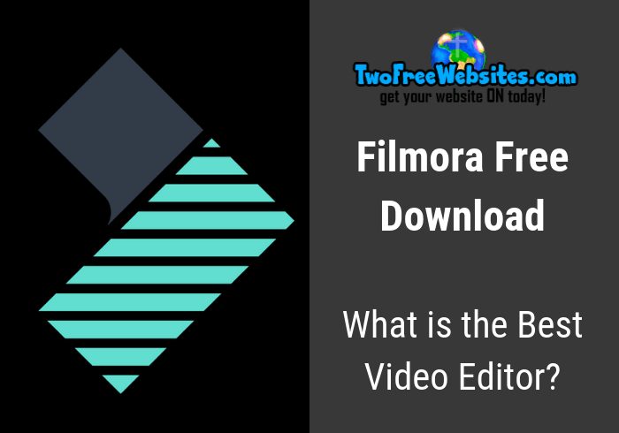 Filmora Free Download