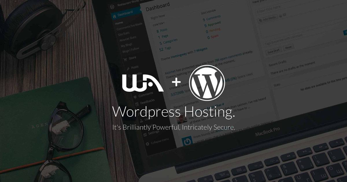 Wealthy Affiliate Hosting and WordPress