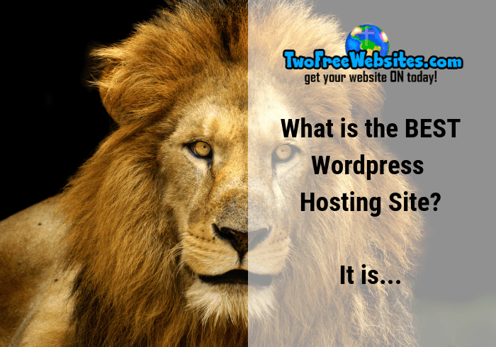 What is the best WordPress Hosting Site