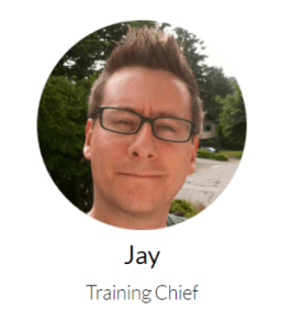 Jay Training Chief at Wealthy Affiliate