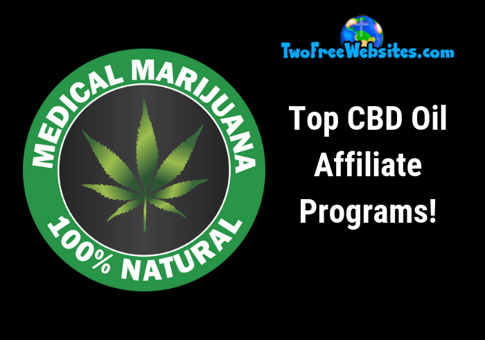 Top CBD Oil Affiliate Programs