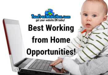 best working from home opportunities