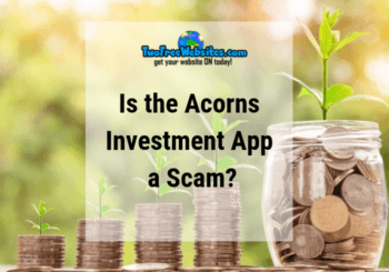 is the acorns investment app a scam