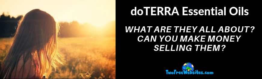 what is doterra essential oils about