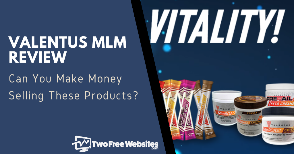 Valentus MLM Review Banner