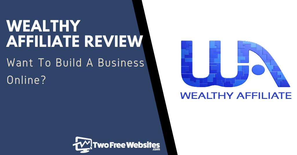 Wealthy Affiliate Review Banner