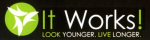 What is It Works logo bk
