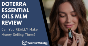 doTerra MLM Review Banner