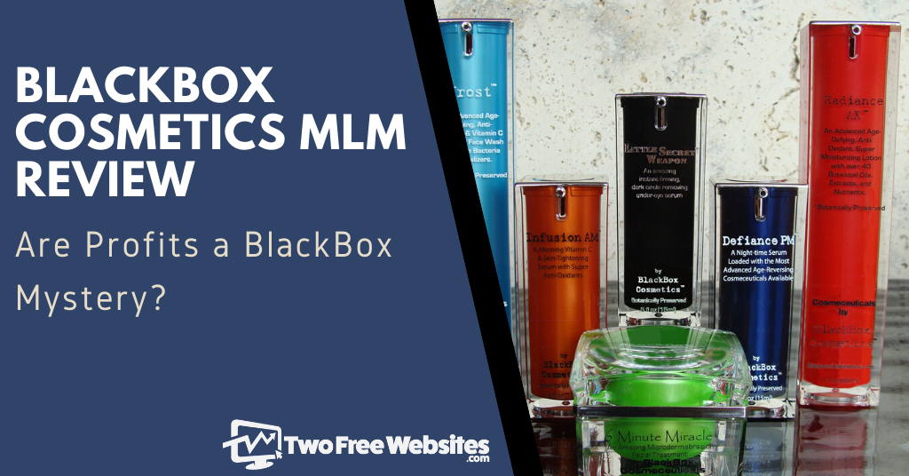 BlackBox Cosmetics MLM Review Banner (1)