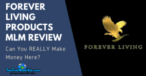 Forever Living Products MLM Review Banner