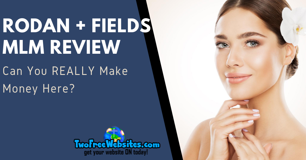Rodan and Fields MLM Review Banner